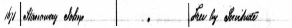 Convict Muster 1841