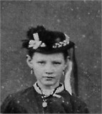 Elizabeth Close up - Clark Family Collection.