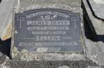 Helen's Grave site - Otahuhu Cemetery.