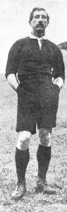 Hone Haria - Athlete & Footballer. 100 years of Maori RL.