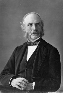 Francis Dart Fenton about 1870 - Alexander Turnbull Library