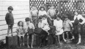 Joseph and Ethel's Children - Wendy Lever Collection.