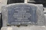 Susan's grave in Otahuhu Cemetery.