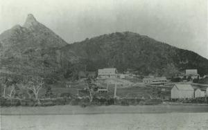 Tokatoka Village c1900