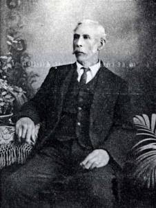 William Stanaway portrate about 1910.