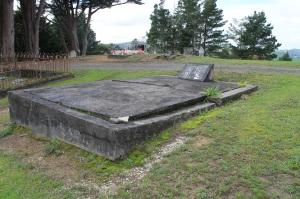 Stanaway Family Plot - Helensville Cemetery.