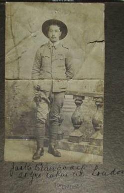 John A Stanaway 1900-1901