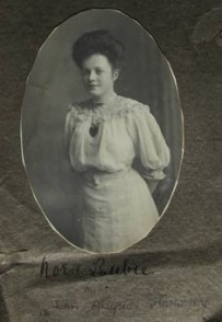 Nora Rubie early 1900s