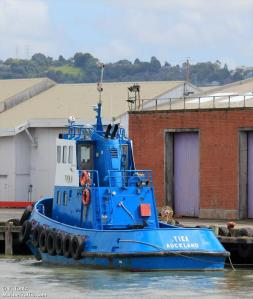 The tug Tika