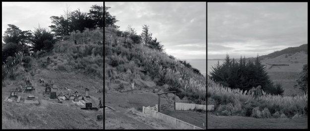 Tokatoka Cemetery - Mark Adams photograph