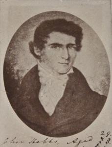 Rev John Hobbs