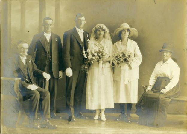 Stanaway Wedding
